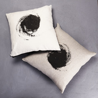 Tumbleweed Print Cushion with Insert