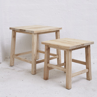 Aninha Square Side/Coffee Tables