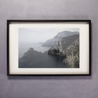 Amalfi Coast in Colour 51 x 76