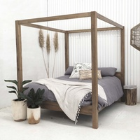 Aren Canopy Bed