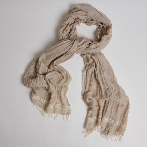 Arya Scarf l Natural