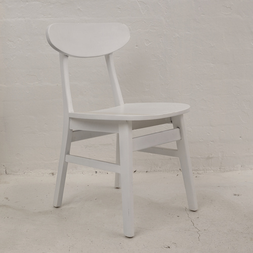 Kali Dining Chair - White