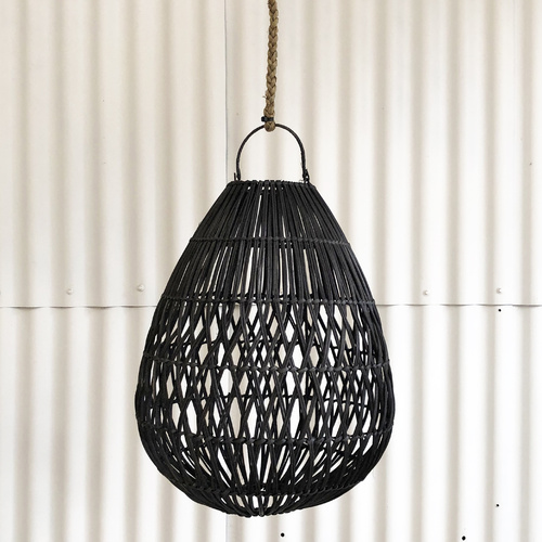 Anar Droplet Light Shade Black