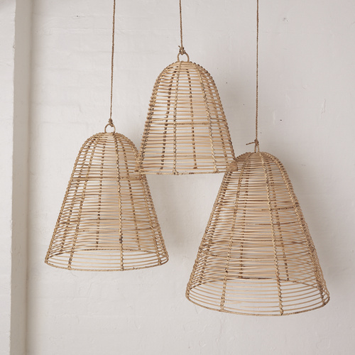 Orli Rattan Light Shade